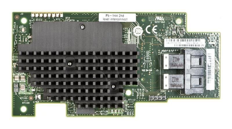 Intel MODUŁ RAID SAS/SATA RMS3JC080 12Gb 8P SGL
