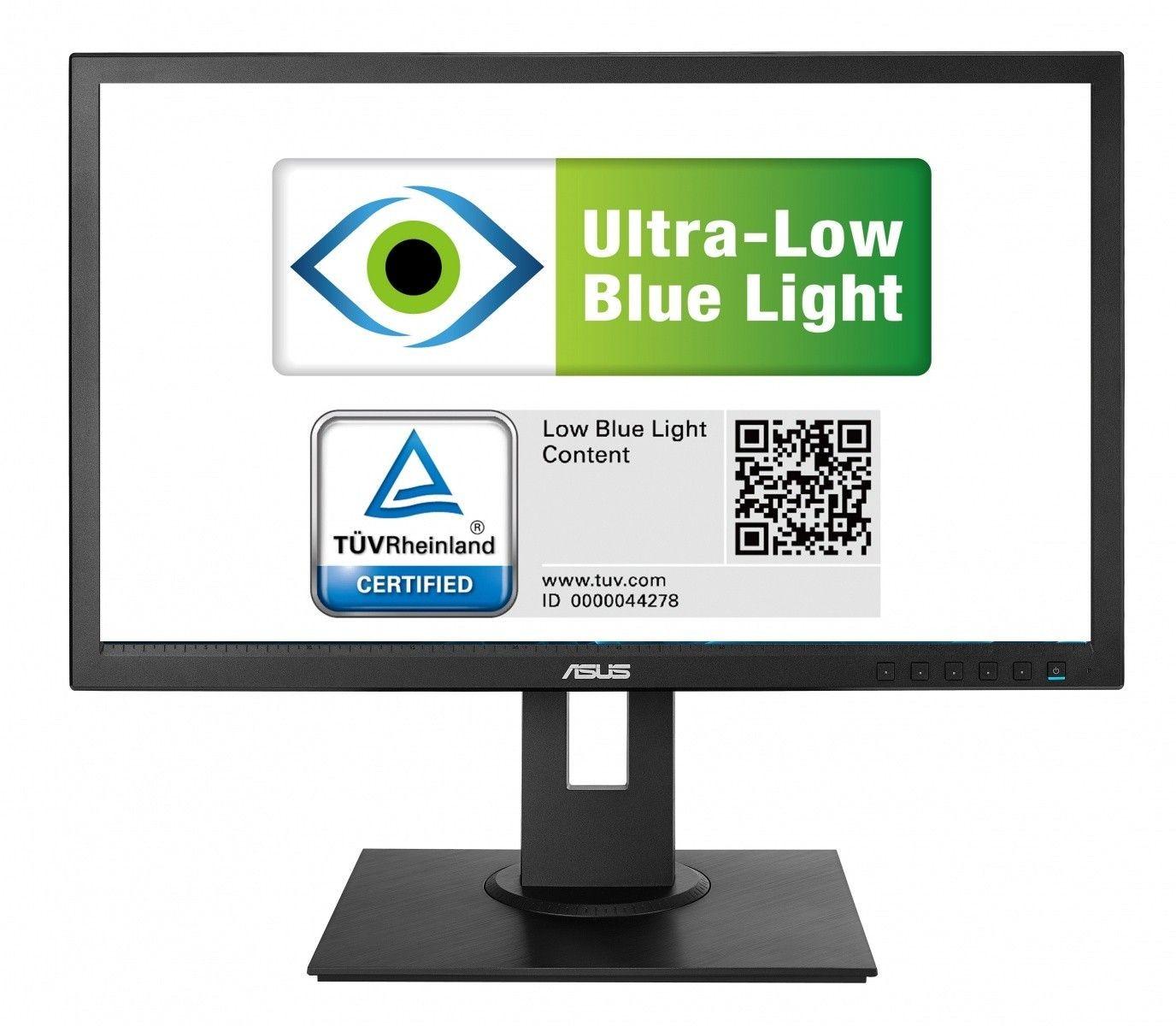 Asus Monitor Asus BE229QLB 21.5inch, IPS, D-Sub/DVI/DP/USB, głośniki