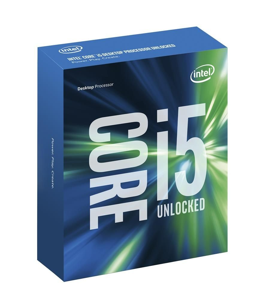 Intel Core i5-6600K, Quad Core, 3.50GHz, 6MB, LGA1151, 14nm, 95W, VGA, BOX