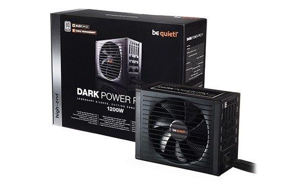 be quiet! Zasilacz Dark Power PRO 11 1200W 80 PLUS Platinum, 10.4 dB, 4/1(OCK)