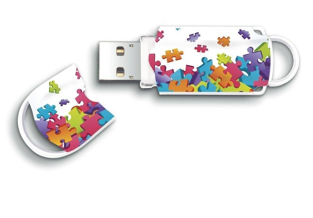 Integral pamięć USB Xpression Puzzle 8GB USB 2.0