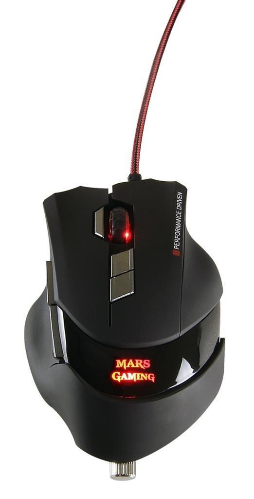 TACENS MARS GAMING MM-3 Mysz laserowa 16400 DPI