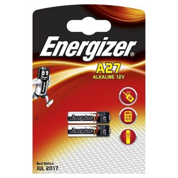 Energizer Bateria A27 /2 szt. blister