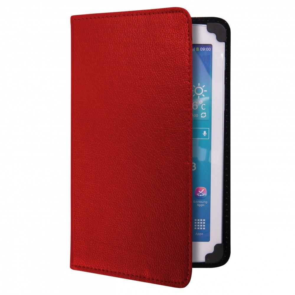 Global Technology TABLET CASE SETUP Universal 7'' red