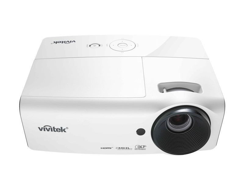 Vivitek Projektor D557WH (DLP, WXGA, 3000 Ansi, 15000:1, HDMI/MHL, 3D Ready)