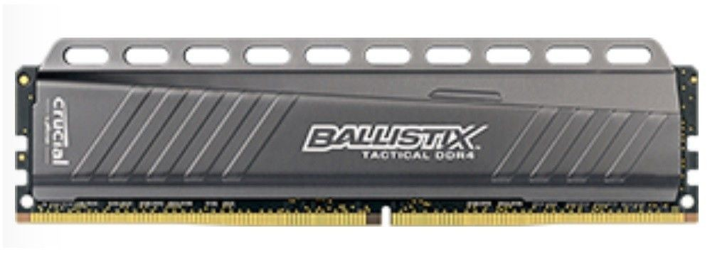 Crucial Ballistix Tactical LT DDR4 8GB 2666 MT/s (PC4-21300) CL16