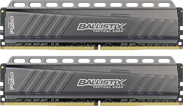 Crucial Ballistix Tactical LT DDR4 16GB Kit (8GBx2) 2666 MT/s (PC4-21300) CL16