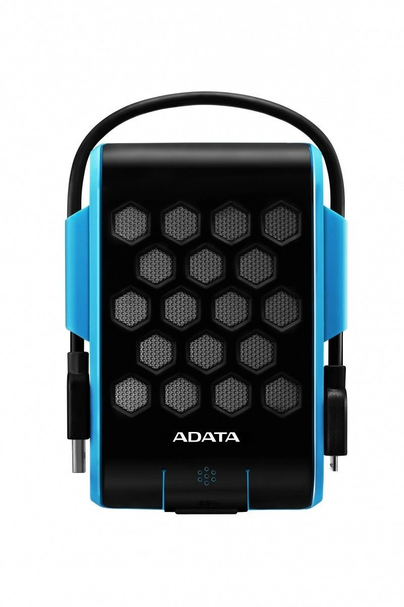 A-Data Dysk zewnętrzny HD720 2TB 2.5'' HDD USB 3.0 Niebieski water/shock proof