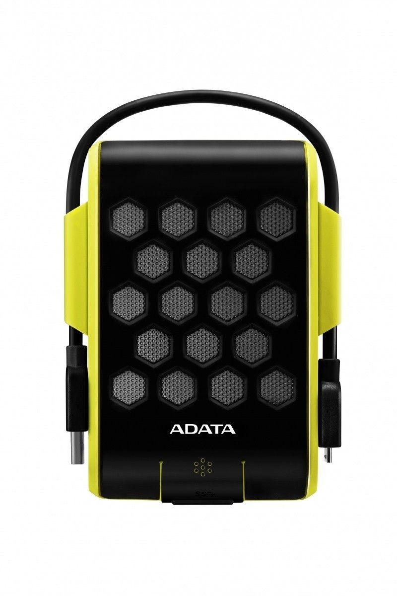 A-Data Dysk zewnętrzny HD720 2TB 2.5'' HDD USB 3.0 Zielony water/shock proof