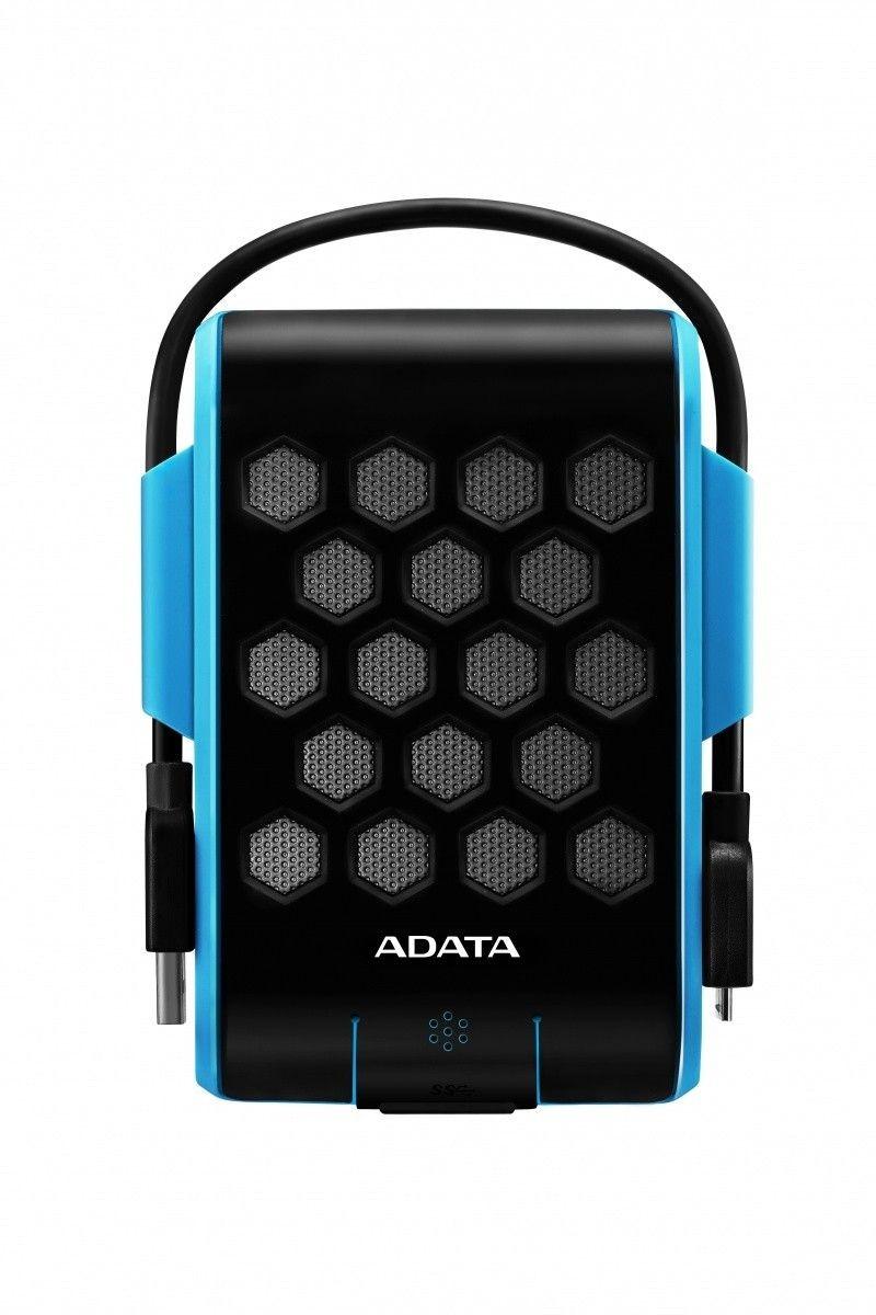 A-Data Dysk zewnętrzny HD720 1TB 2.5'' HDD USB 3.0 Niebieski water/shock proof