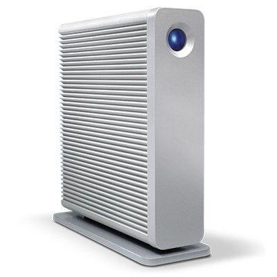 LaCie Dysk zewnętrzny d2 Quadra, 3.5'', 4TB, FireWire, eSATA, USB 3.0