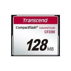 Transcend karta pamięci CompactFlash przemysłowa 128MB