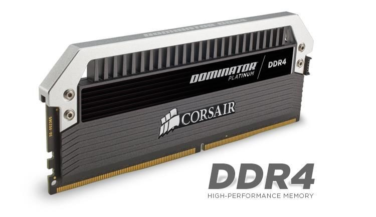Corsair Dominator Platinum 8x16GB 2666MHz DDR4, 1.2V, Intel XMP 2.0