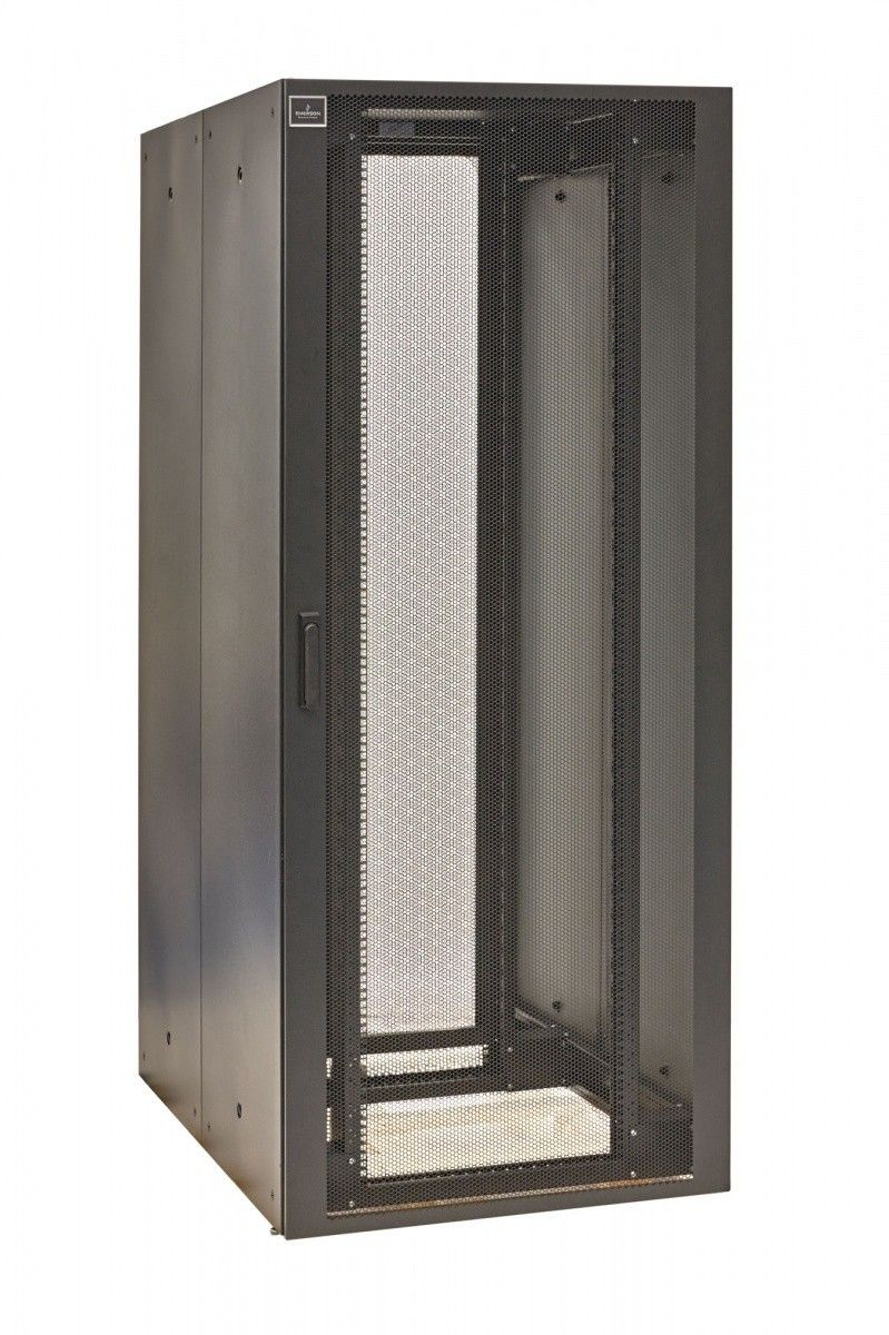 Vertiv Knurr szafa Instarack Server 42U 800X1000mm, perforated front & rear door