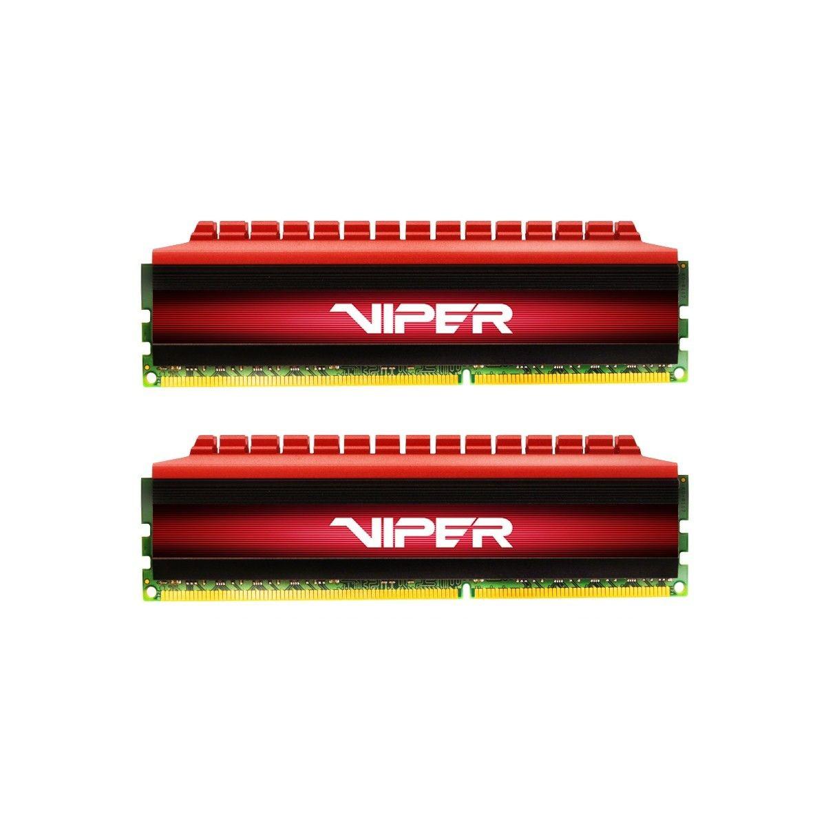 Patriot Viper 4 Series, DDR4 16GB (2x8GB) 3000MHz Kit