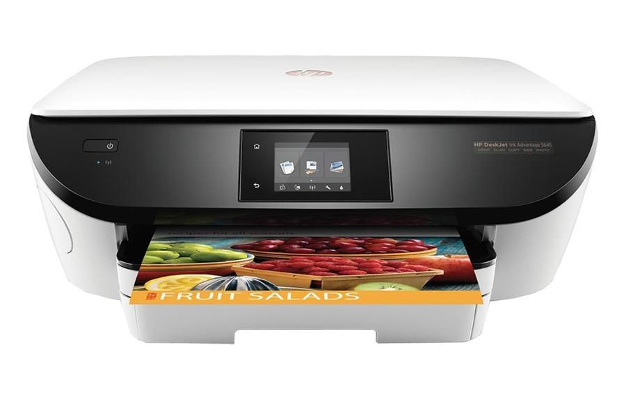 HP Deskjet 5645 Ink Advantage WiFi MFP