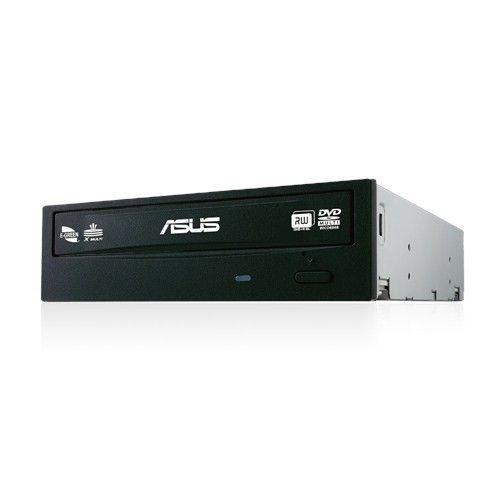 Asus NAGRYWARKA DVD+/-RW 24x SATA BLACK RETAIL / ASUS