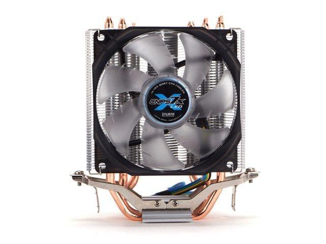 Zalman CNPS7X Led plus wentylator na procesor