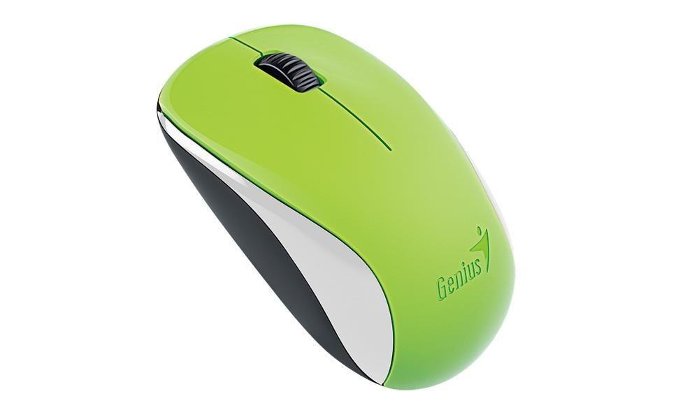 Genius Mysz optyczna bezprzewodowa NX-7000 BlueEye 2.4G green
