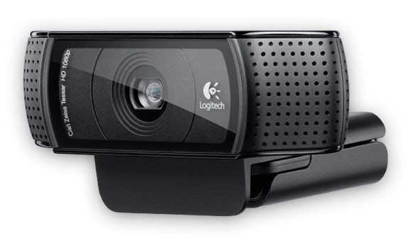 Logitech Kamera internetowa HD Pro Webcam C920-USB-EMEA