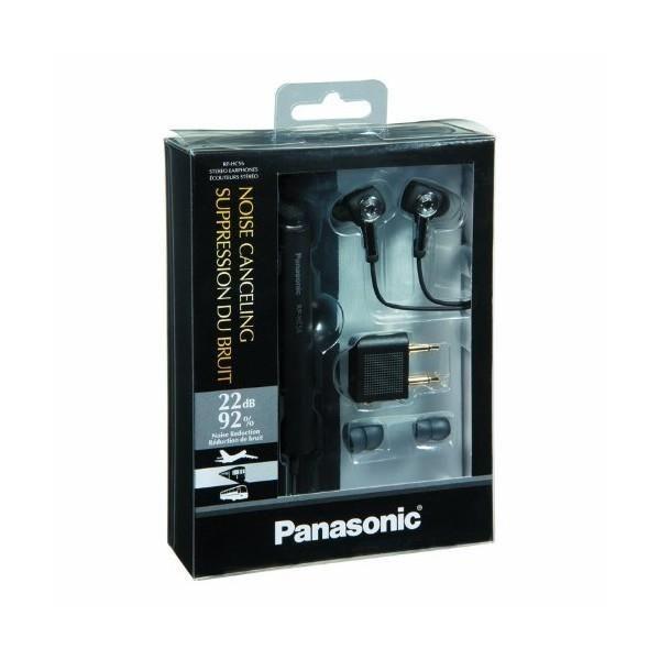 Panasonic Słuchawki Panasonic RP-HC56E-K