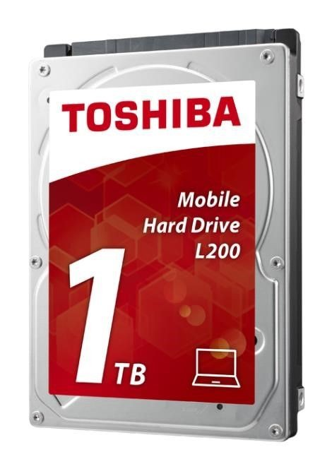 Toshiba Dysk Toshiba L200 Mobile 1TB 2,5