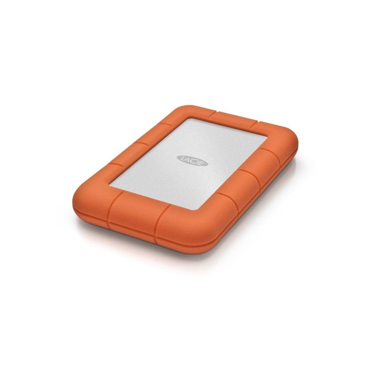 LaCie Dysk zewnętrzny Rugged Mini, 2.5'', 2TB, USB 3.0