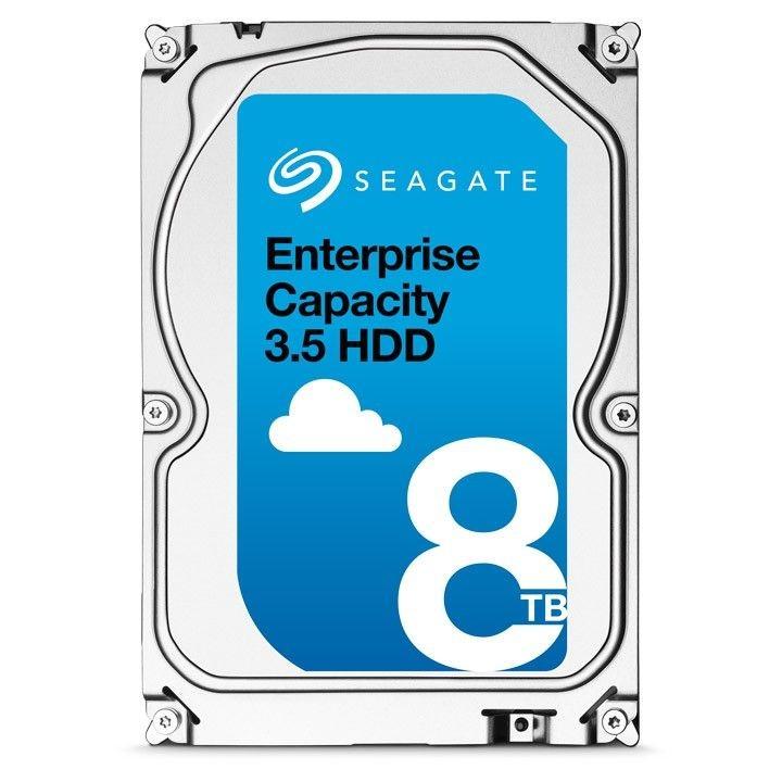Seagate Dysk Enterprise Capacity HDD, 3.5'', 8TB, SATA/600, 7200RPM, 256MB cache