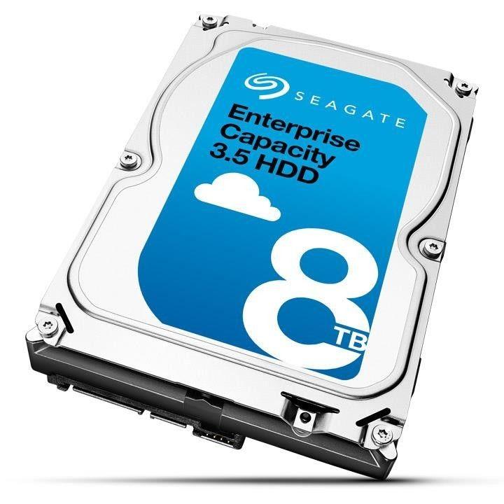 Seagate Dysk Enterprise Capacity HDD, 3.5'', 8TB, SAS, 7200RPM, 256MB cache