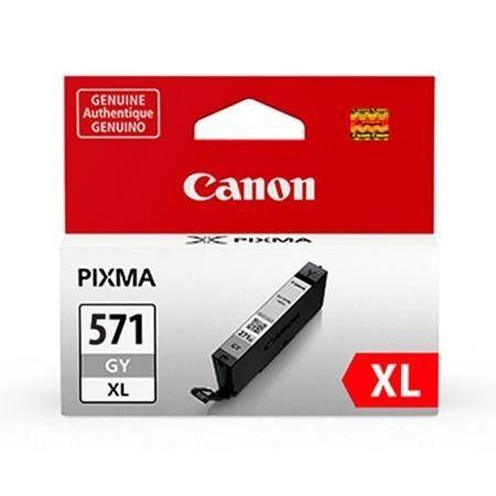 Canon Tusz CLI-571XL grey