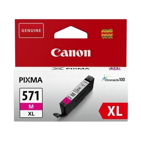Canon Tusz CLI-571XL magenta
