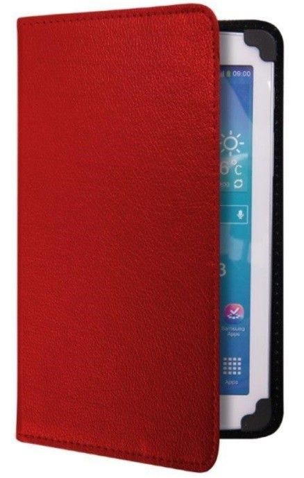 Global Technology TABLET CASE SETUP Universal 8'' red