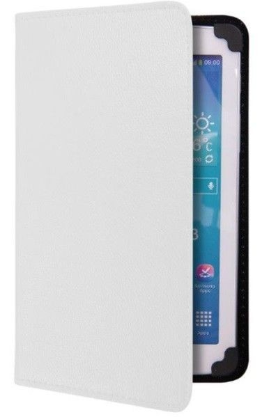 Global Technology TABLET CASE SETUP Universal 7'' white