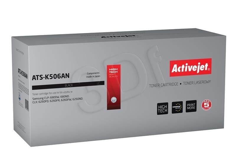 ActiveJet Toner ActiveJet ATS-K506AN | Czarny | 6000 pp | Samsung CLT-K506L