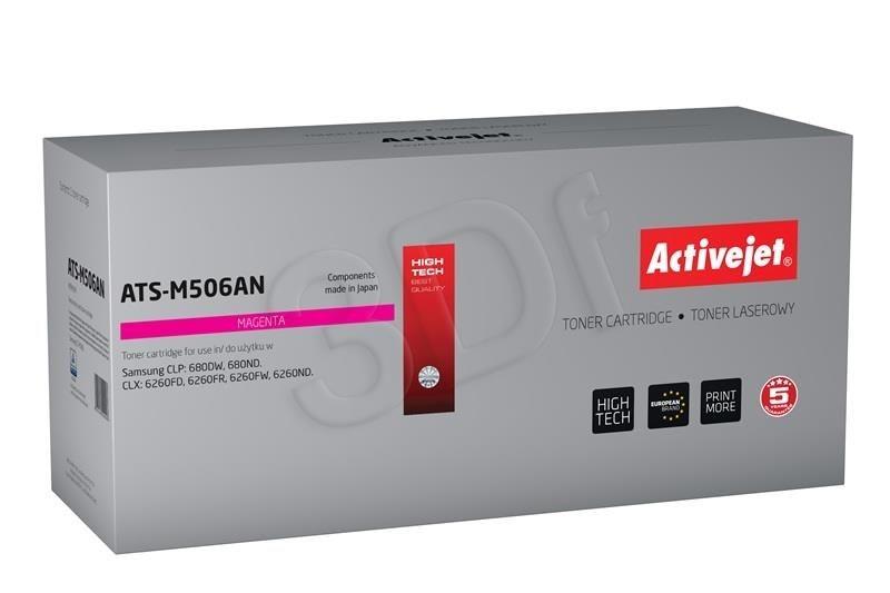 ActiveJet Toner ActiveJet ATS-M506AN | Magenta | 3500 pp | Samsung CLT-M506L