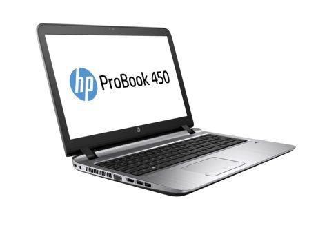 HP NOTEBOOK 450 P4P47EA/15.6 FHD SVA AG/i5-6200U / 4GB / 128GB SSD/ W7p64W10p