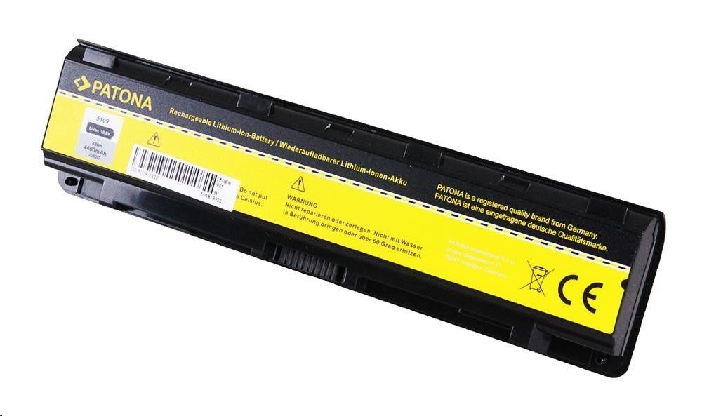Patona Baterie Patona pro Toshiba Satellite C50 4400mAh Li-Ion 10,8V