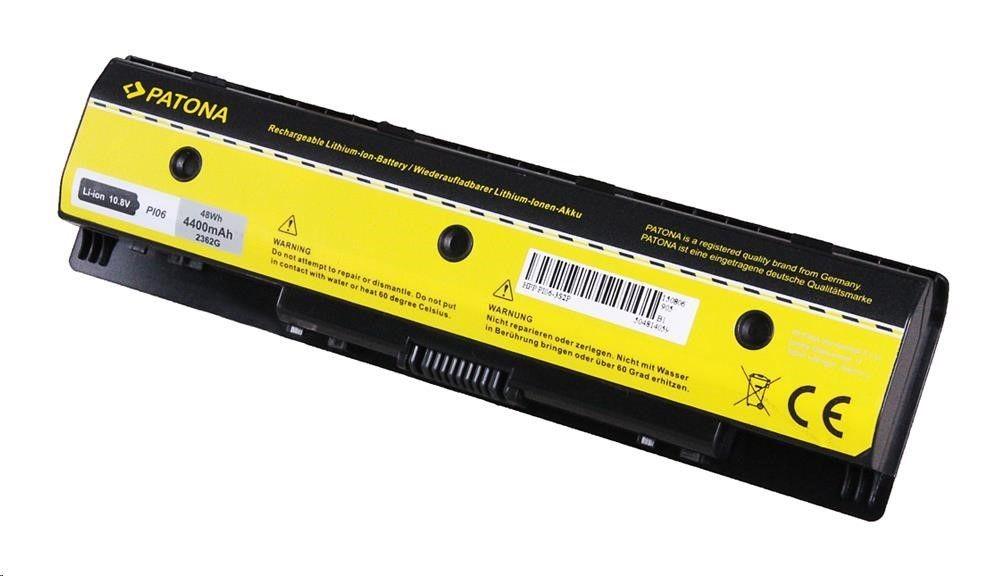 Patona Baterie Patona pro HP Pavilion 14 4400mAh Li-Ion 10,8V 709988-541