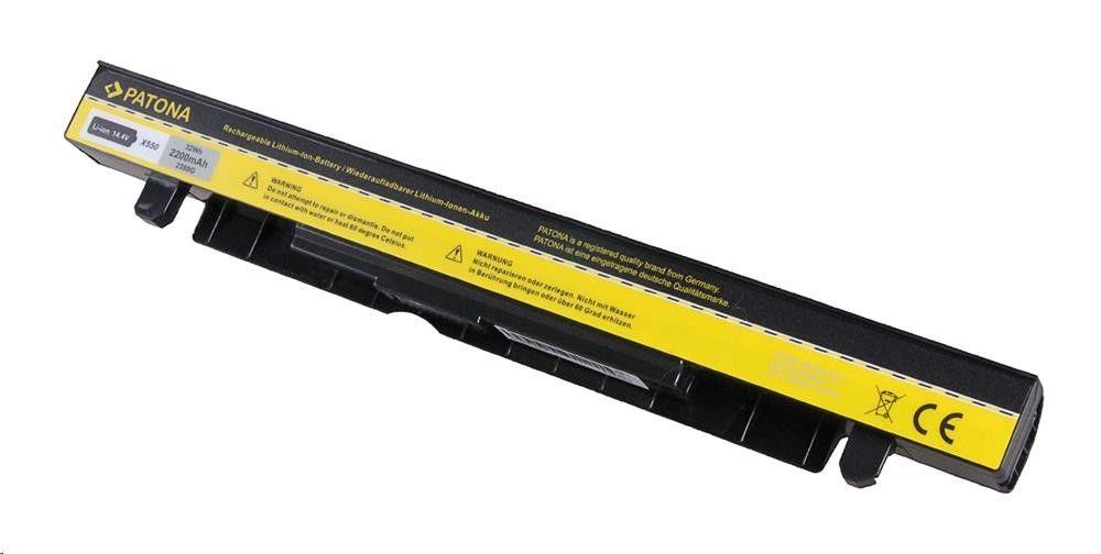 Patona Baterie Patona pro Asus A41-X550 2200mAh Li-Ion 14,4V