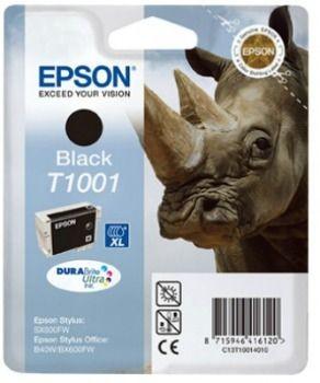 Epson tusz T100 black DURABrite Ultra (25.9ml, Stylus Office B40W/BX600FW)