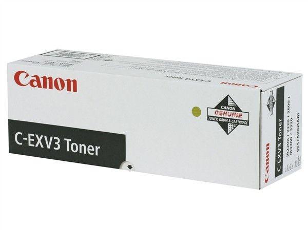 Canon Toner Canon C-EXV3 Black
