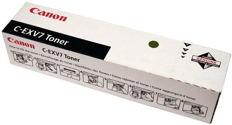 Canon Toner Canon C-EXV7 Black