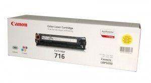 Canon Toner CRG716 Y | LBP5050