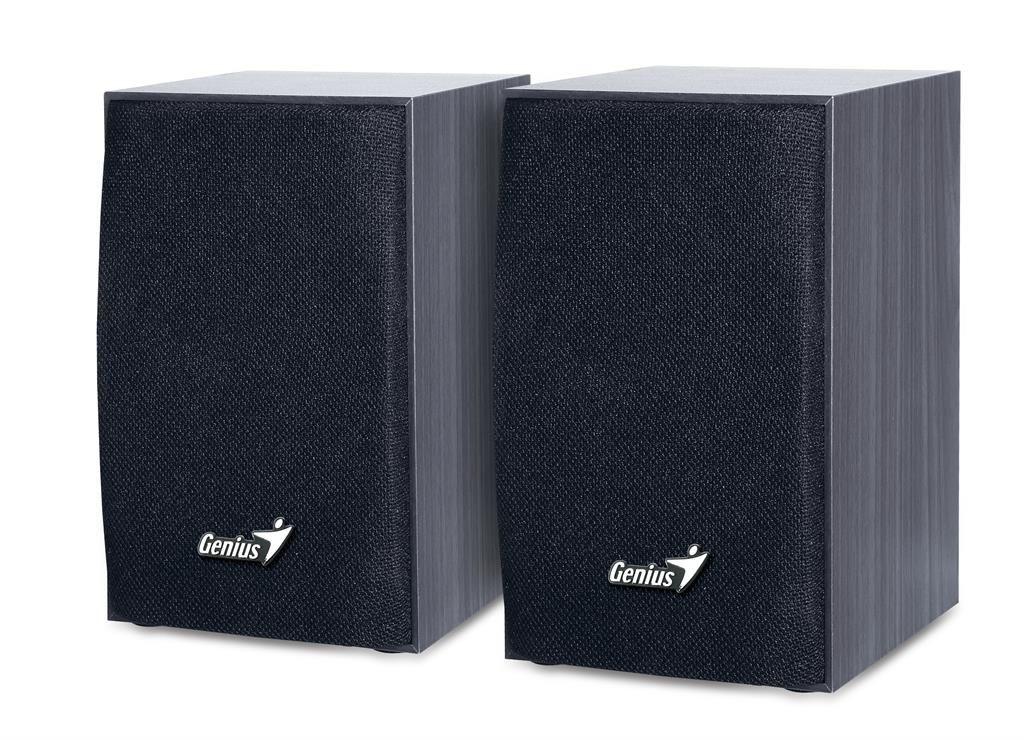 Genius głośniki SP-HF160, USB, Czarne