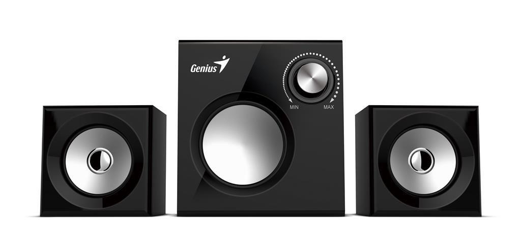 Genius głośniki SW-2.1 370, Czarne