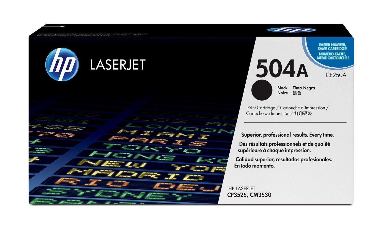 HP Toner HP black | 5000str | ColorSphere | Color LaserJet CP3520