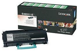 Lexmark toner black do E460 (ekstrawysoka wydajność)