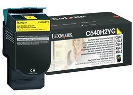 Lexmark toner yellow (2000str, C540/ C543/ C544/ C546/ X543/ X544/ X546/ X548)
