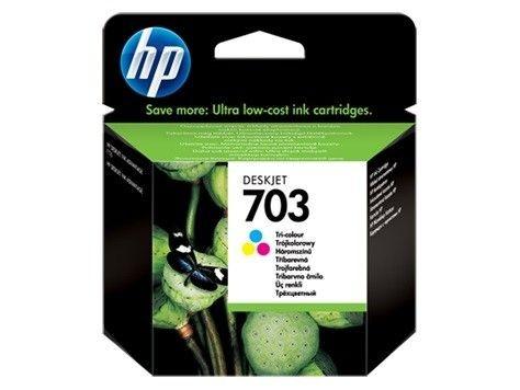 HP głowica drukująca 703 tri-colour