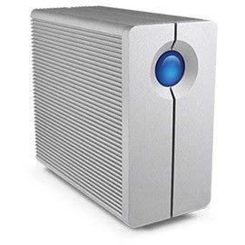 LaCie Dysk zewnętrzny 2big Quadra, 8TB, USB 3.0